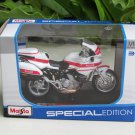 "Maisto 1-18  Diecast Model Motorcycle Ducati Multistrada 1000DS ""Police Edition"""
