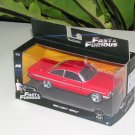 Jada 1-32 Fast & Furious Series -  Dom's Chevrolet Impala  2017 Fast 8 (98304)