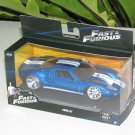 Jada 1-32 Fast & Furious Series -  2005 Ford GT Blue (97204)