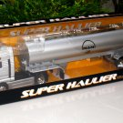 Welly 1-32 Die cast Car Model  MAN TG510A Oil Tanker  Truck  (Silver)