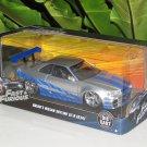 Jada 1-24 Fast & Furious Series -  Brian's Nissan Skyline GT-R (R34) Fast & Furious (97158)