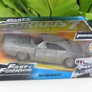 Jada 1-24 Fast & Furious Series -  Dom's Dodge Charger RT Fast & Furious 7 (Bare Metal) (97336)