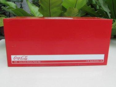 """1-18 Coca-Cola Diecast Model Car 1940 FORD SEDAN DELIVERY  PANEL VAN """"COCA COLA"""""""