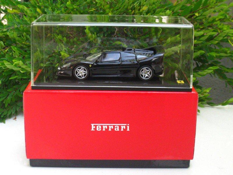Kyosho 1/43 Diecast Car Model Ferrari F50 BLACK (05091BK)