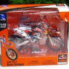 New Ray 1/10 Diecast Motorcycle Motocross Red Bull KTM 450 SXF #5 Ryan Dungey
