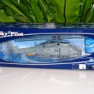New Ray Sky Pilot 1/60 Die cast Helicopter SeaHawk SH60 (Grey)