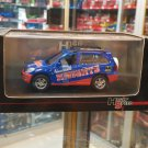 High Speed 1/43 Diecast Model Car Toyota RAV4 KNIGHTS (Blue mix Red)