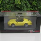 High Speed 1/43 Diecast Model Car Porsche 964 Speedster (Yellow) 1993