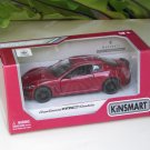 "Kinsmart (5"") Die cast Car 2016 Maserati Granturismo MC Stradale Red (1-38) Sports Car"