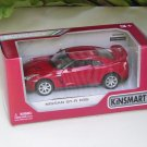 "Kinsmart (5"") Die cast  Car 2009 Nissan GT-R R35 Red (1-36) Sports Car"