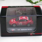 High Speed 1/87 Diecast Model Car Alfa Romeo 156 GTA #3  ETCC 2003 - Larini