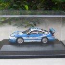 High Speed 1/87 Diecast Car  Porsche 911 Gt3 Carrera Cup 'keramag' Marco BARTHLOMEYCZIK #16