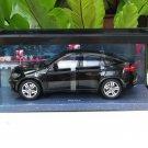 Kaidiwei / KDW 1/18 Diecast Car Model BMW X6M (Black)