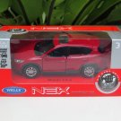 Welly NEX 1-38 (11cm) Die cast 2015 Mazda CX-5 Skyactiv-G AWD SUV RED