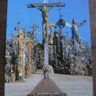 Šiauliai, The Hill of Crosses postcard