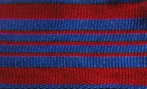 Ribbon Medal Soviet Militia 50-year-old
