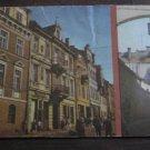 Vinatage Soviet postcard 1956, Vilnius