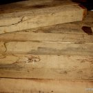 1 SPALTED TAMARIND WOOD 2x12 LUMBER FOR POOL CUE WOODTURNING GUN~KNIFE HANDLES
