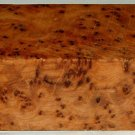 Booyah! Its Thuya~Burl Wood Fly Rod Reel Seats Door Knobs Pool Cues Guitars Part