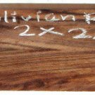 Bolivian Rosewood Turning Stock 2x2x24 Lumber Woodturning Native Flute Gun Stock