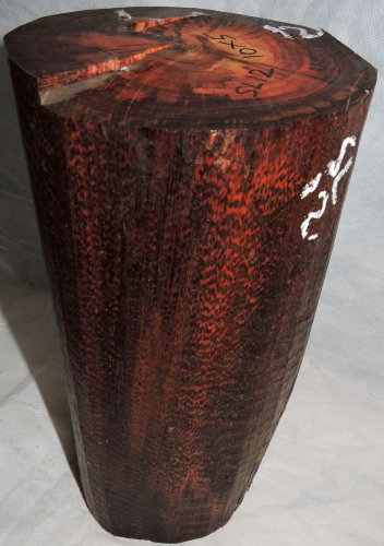 Snakewood Log Lumber10x5 Bowl Blank Lathe Turning Knife Handles Game Calls Wood