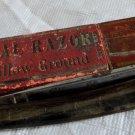Extra Hollow Ground Colonial Razor  From Germany Vintage Straight Razor Shaving