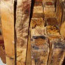 Spalted Tamrind Hardwood Pool Cue Bulding 3x3x18 Guitar Parts Woodworking Lumber