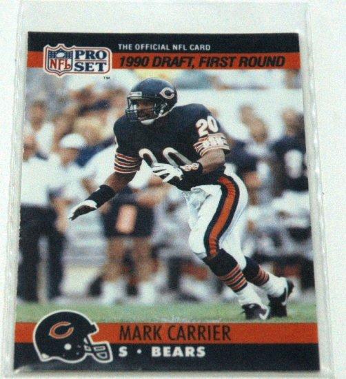 1990 PRO SET #674 MARK CARRIER