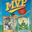 CARLTON FISK  CHICAGO WHITE SOX 1990 MVP PIN & CARD SET