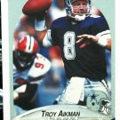 1990 FLEER TROY AIKMAN #384