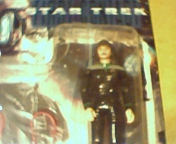 Star Trek First Contact, Commander Deanna Troi