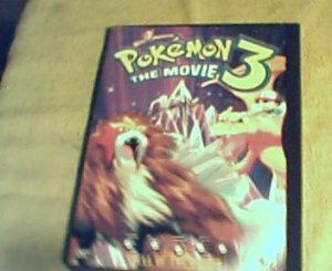 Pokemon The Movie 3