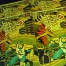 Hero Zero 4 issues of the same copy