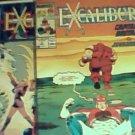 Excalibur # 2 & 3