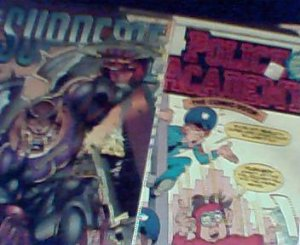 Police Academy #5 and Supreme #4
