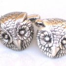 Steampunk OWL CUFFLINKS Cufflinks AS