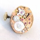 Steampunk Vintage WATCH MOVEMENT Tie Pin Clip