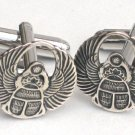 Steampunk MYSTICAL SCARAB Egyptian Beetle Cufflinks AS