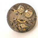 Steampunk WATCH MOVEMENT Tie Pin Clip Mechanical Element  Vintage Groomsmen Gift