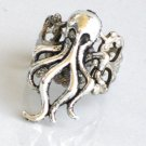 Steampunk OCTO RING Nauctical Ocean Sea Creature
