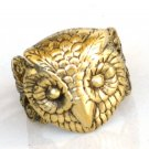 Steampunk Harry Potter OWL RING Bird Neo Victorian AG