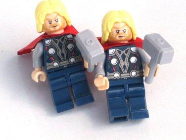 THOR Men's Cufflinks - Minifigure - Lego® - Marvel - Avengers Loki -