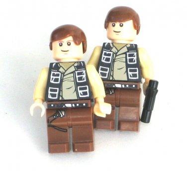 LUKE SKYWALKER Men's Cufflinks - Minifigure - Lego® - Star Wars Starwars