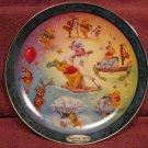 Disney Hundred Acre Adventure Plate