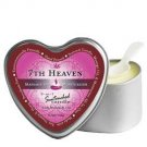 3-in-1 Heart Shaped Massage Candle For Play 4.7oz EB1023-2