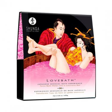 Lovebath Dragon Fruit Bath Gel Product #: SH6801