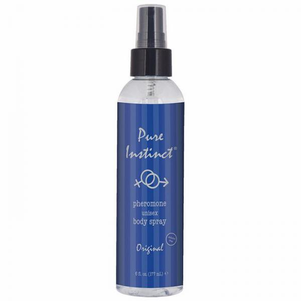 Pure Instinct Unisex Body Spray 6 Oz Product #: JEL470006