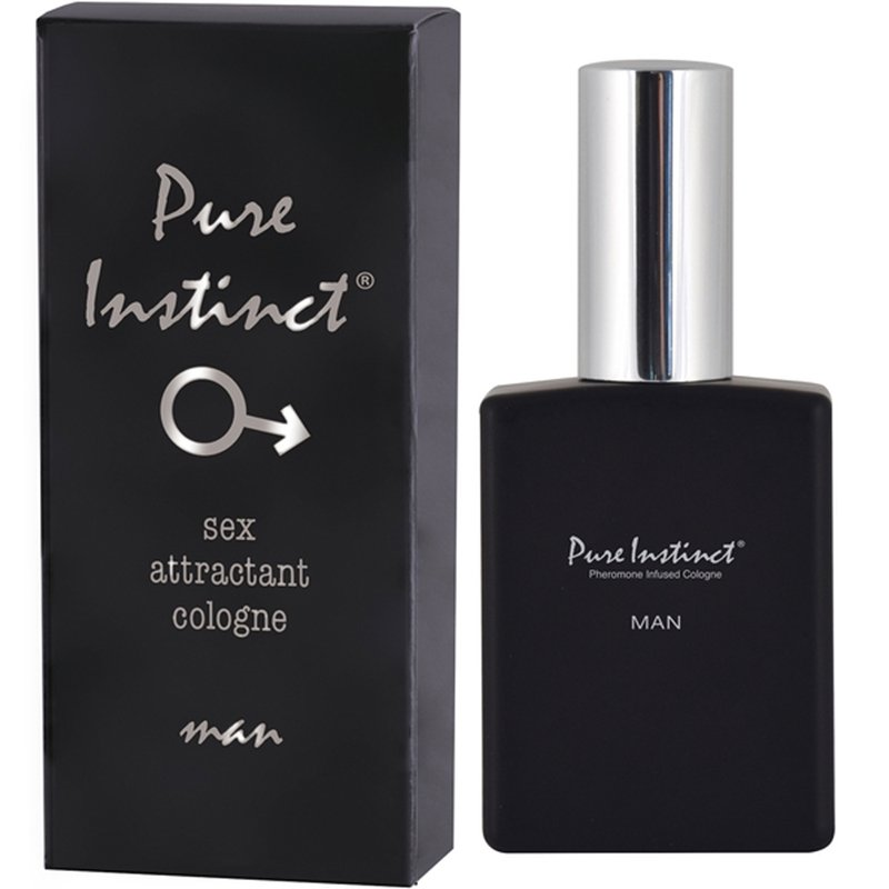Pure Instinct, Sex Attractant Cologne, Man, 1 Fl. Oz., Gift Boxed-Item Number: 59292