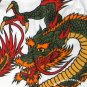 LONG SLEEVE Asian Dragons Irezumi Tattoo T-Shirt XL