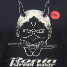 ONI Devil RONIN STREET WEAR Japan T-Shirt M Black BNWT!